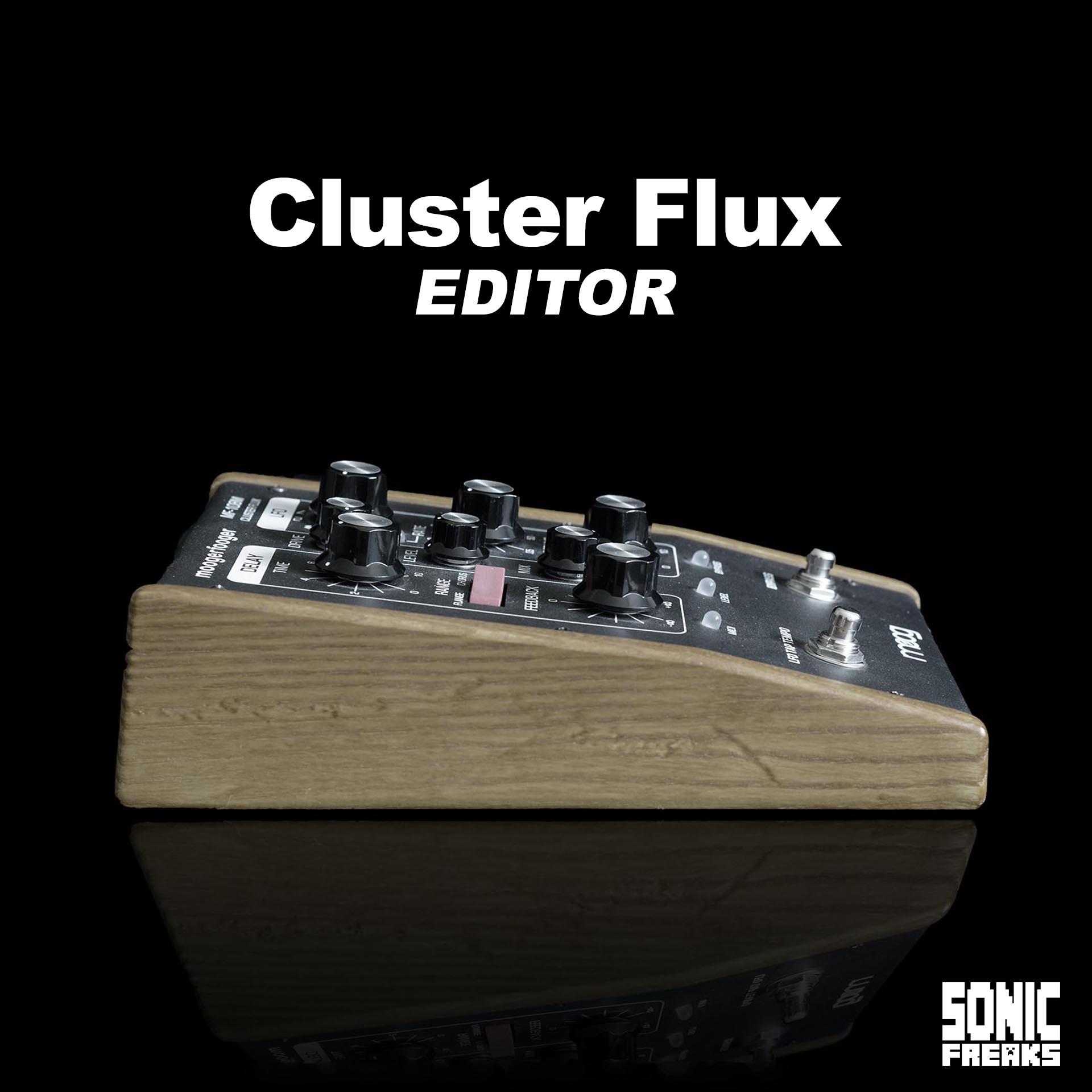 Cluster Flux Editor