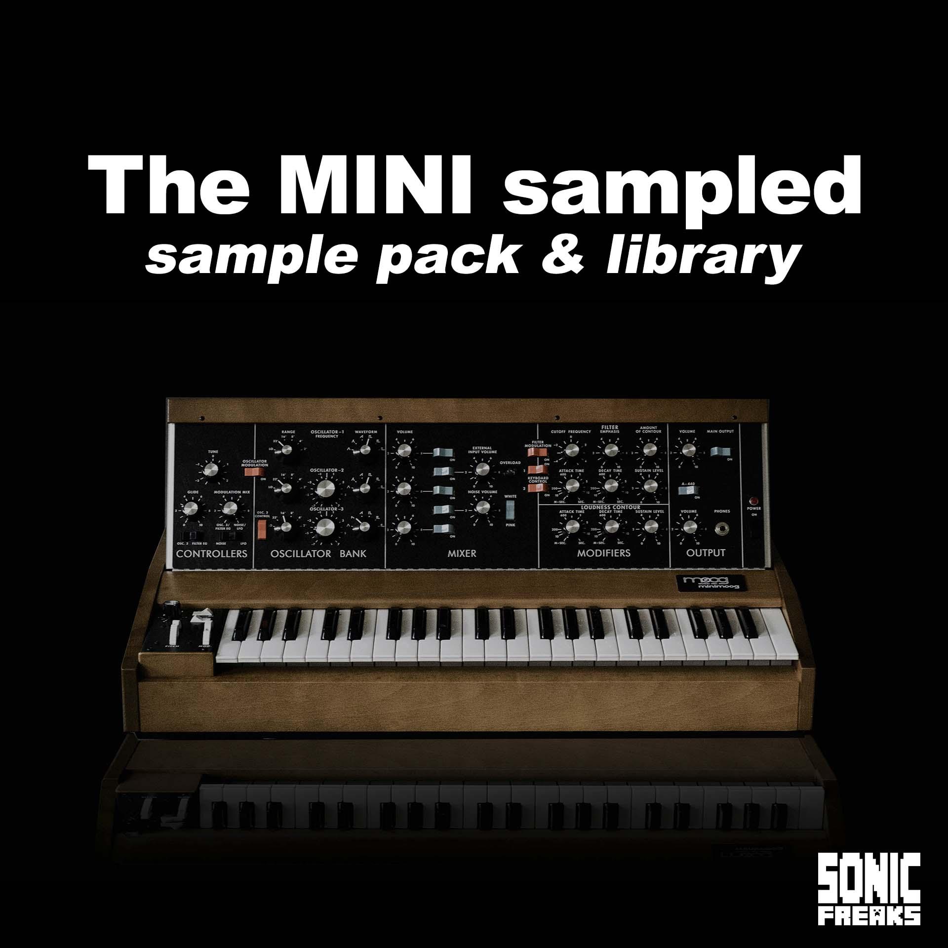 the MINI sampled